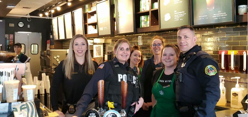 CoffeewithaCop Opens in new window