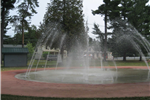 East Side Rec Interactive Spray Fountain