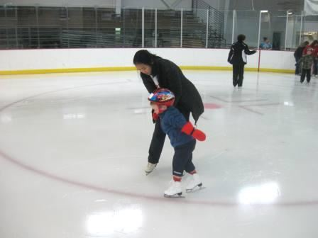 Intro to Ice Skating 5