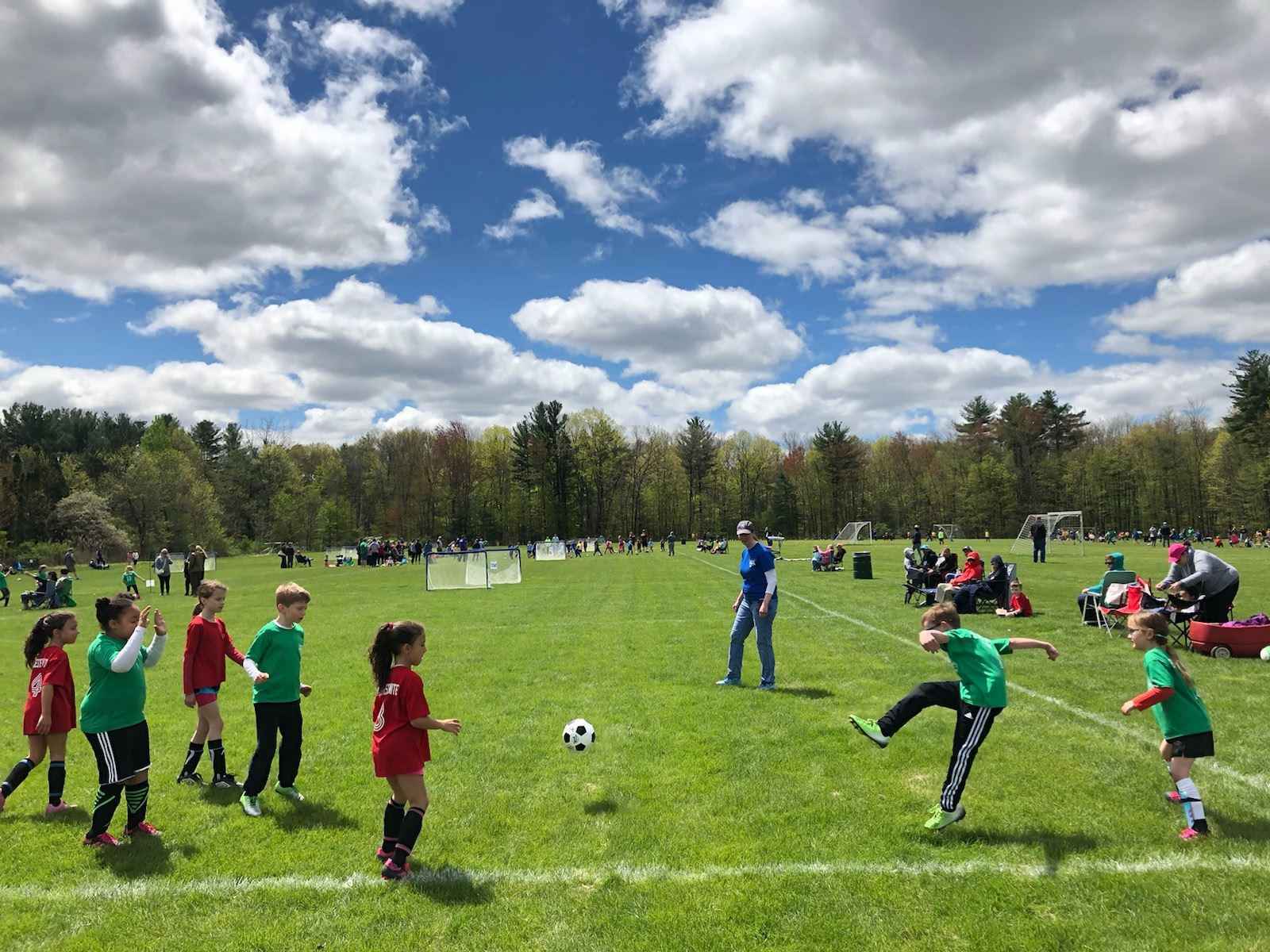 Youth and Adult Soccer | Saratoga Springs, NY