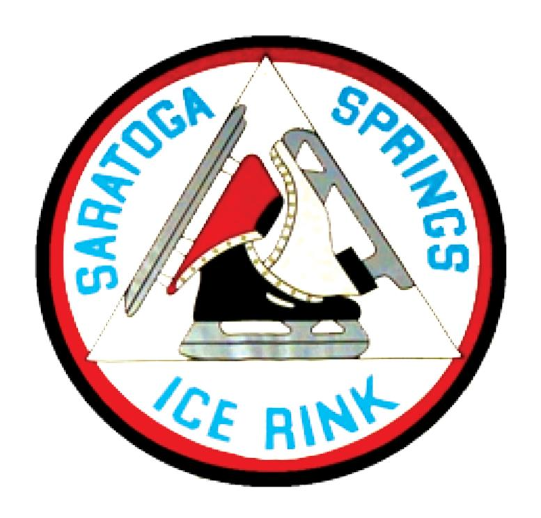 Cleaned Up Ice Rink Logo