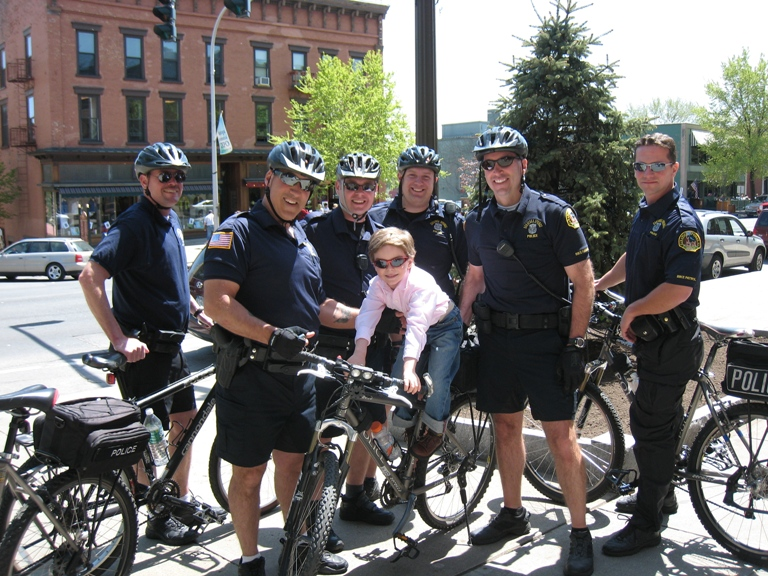 Bike Patrol with Jack Muratti