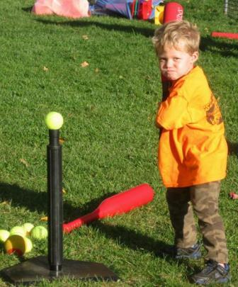 Tiny T-Ball Pic