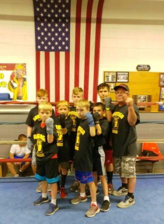 Group Boxing Pic