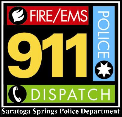 911 Fire EMS and Police Dispatch logo