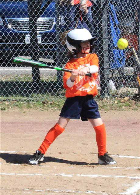 Summer Softball Clinic Batter