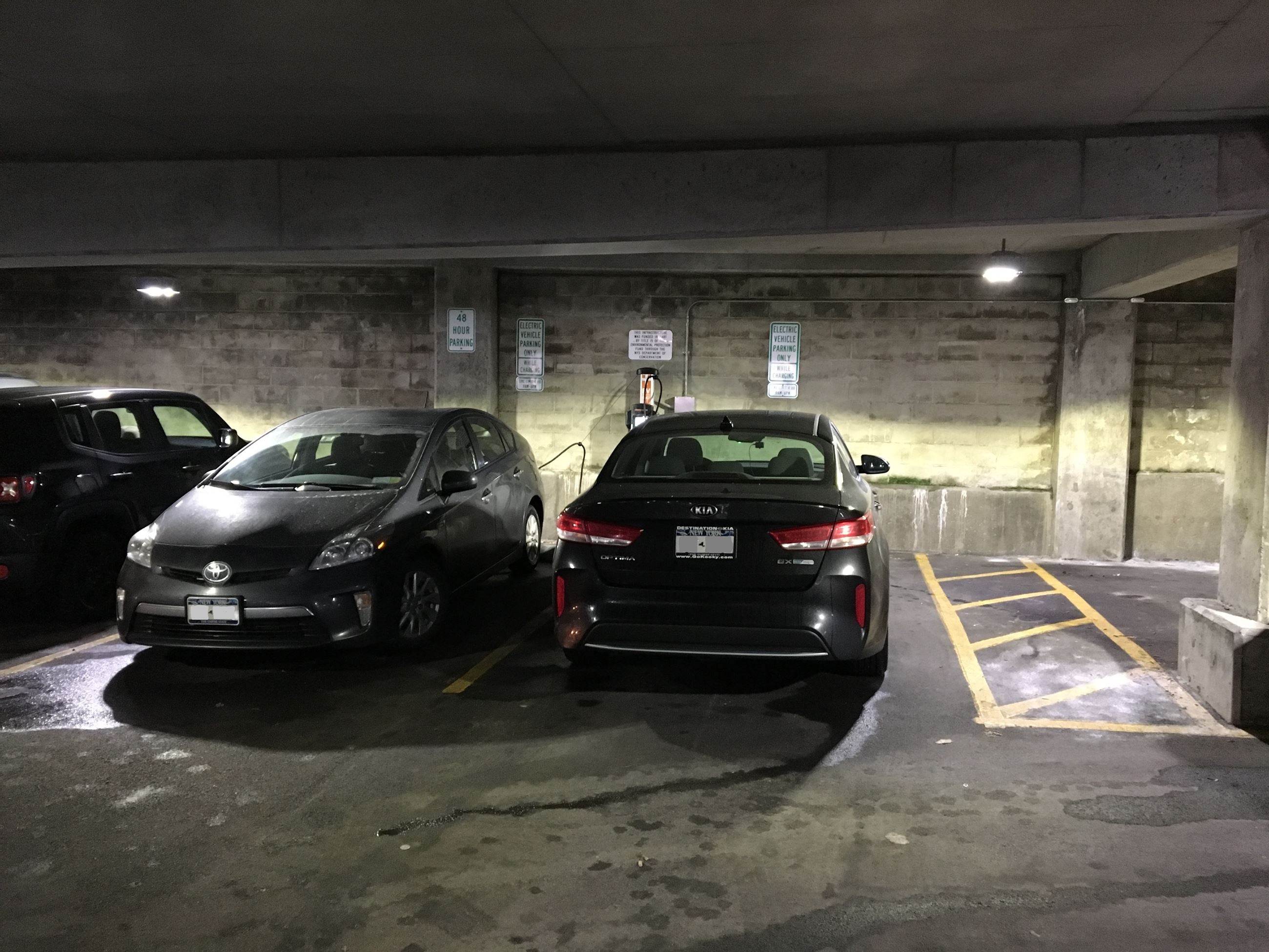 free car charging stations near me