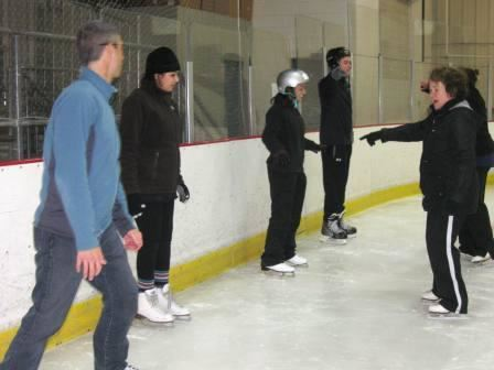 Intro to Ice Skating 1